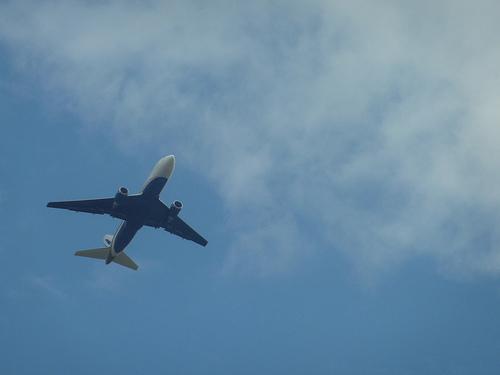 travel, airplane